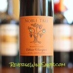 Noble Tree Cabernet Sauvignon - Just What The Doctor Ordered