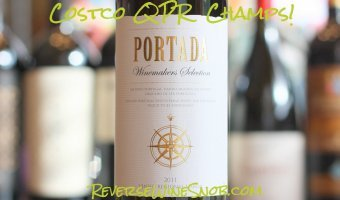 Portada Winemakers Selection Red - A $5.99 Bulk Buy
