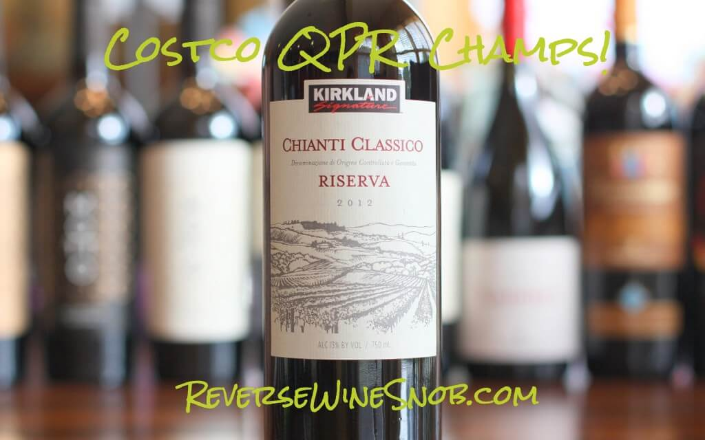 Kirkland Signature Chianti Classico Riserva - Too Good To Be True?