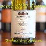 Kirkland Signature Series Chablis Premier Cru - Inexpensive Elegance