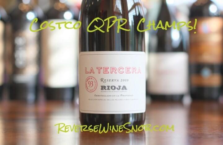 La Tercera Rioja Reserva - Buy a Boatload!