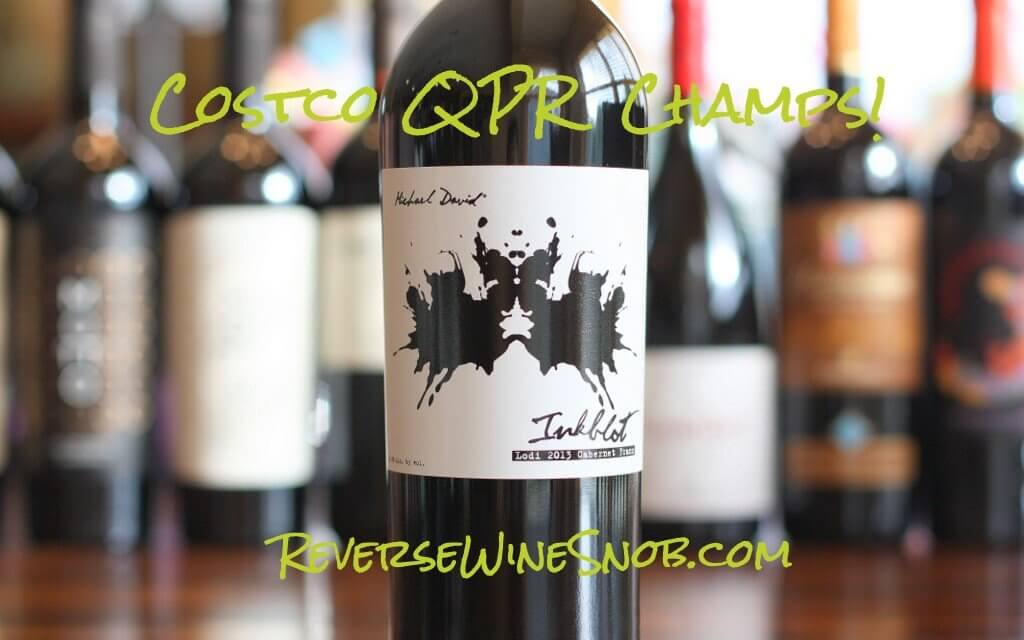 Michael David Winery Inkblot Cabernet Franc - Big, Chewy and Delicious