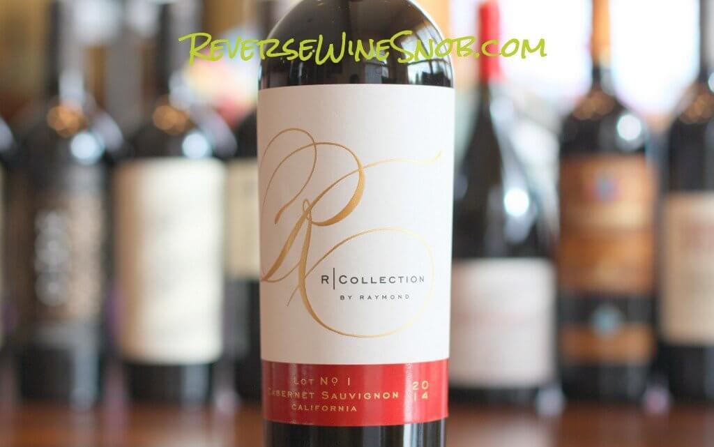 Raymond R Collection Cabernet Sauvignon - Nice and Easy