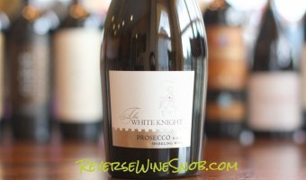 The White Knight Prosecco – Refreshment to the Rescue