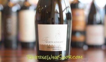 The White Knight Prosecco - Refreshment to the Rescue