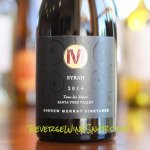 Andrew Murray Vineyards Tous Les Jours Syrah – Another Home Run