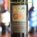 Jones of Washington Cabernet Sauvignon - Juicy!