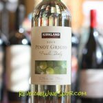 Kirkland Signature Pinot Grigio - Cheap and Good