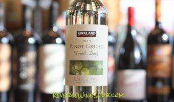 Kirkland Signature Pinot Grigio - Cheap and Good