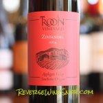 Troon Red Label Zinfandel - A Classy, Complex Zin