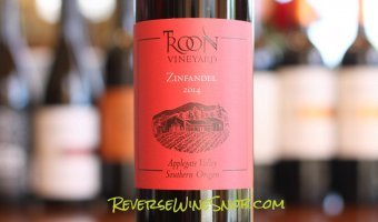 Troon Red Label Zinfandel – A Classy, Complex Zin