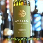 Amalaya Blanco – A Jolt of Refreshment