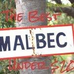 The Best Malbec Under $20