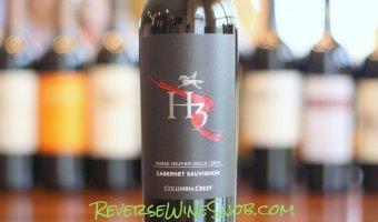 Columbia Crest Horse Heaven Hills H3 Cabernet Sauvignon – Juicy, Dusty and Darn Good