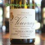 Domaine Vigneau-Chevreau Vouvray Cuvee Silex Sec – A Pleasure