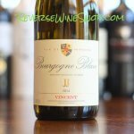 JJ Vincent Bourgogne Blanc – Burgundy on a Budget