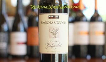 Kirkland Signature Sonoma County Old Vine Zinfandel – Classic Zin At A Great Costco Price