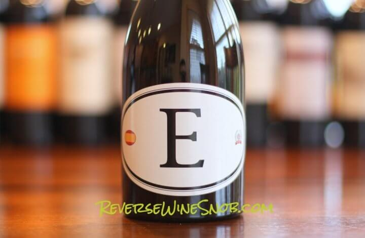Locations E Spanish Wine - An A+