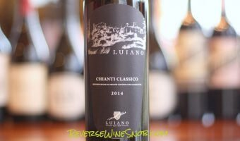 Luiano Chianti Classico - Lip-Smackingly Good
