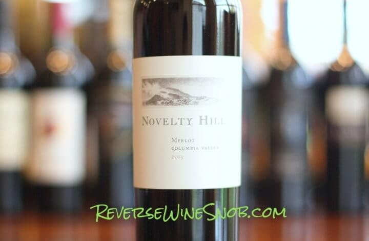 Novelty Hill Merlot - This Ain't Your Grandmother's Merlot