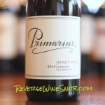 Primarius Pinot Noir - Smooth and Tasty