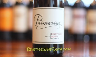 Primarius Pinot Noir – Smooth and Tasty