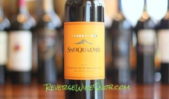 Snoqualmie Whistle Stop Red – A Showstopper
