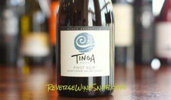 Tinga Reserve Pinot Noir - Delish
