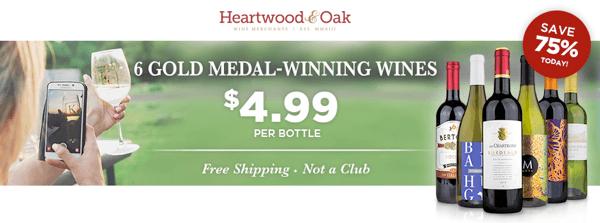 Heartwood & Oak - Simple & Easy