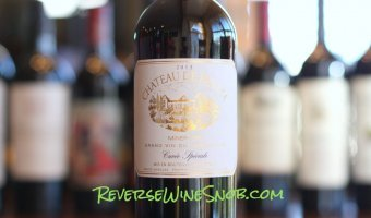 Chateau de Paraza Minervois Cuvee Speciale - Especially Good