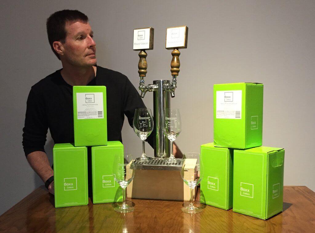Reverse Wine Snob Presents Boxx Cellars
