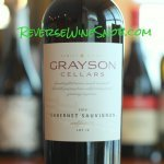 Grayson Cellars Cabernet Sauvignon – The Definition of Crowd-Pleasing