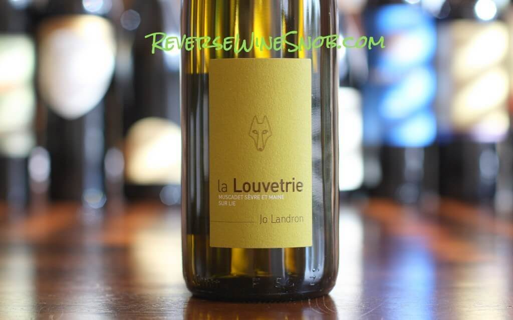 Jo Landron La Louvetrie - Tart, Fun and Tasty