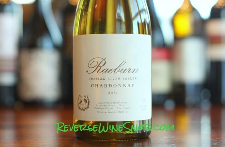 Raeburn Russian River Valley Chardonnay - Lovable