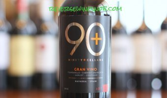 90 Plus Cellars Lot 128 Gran Vino – A Grand Tour of Taste