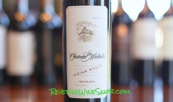 Chateau Ste Michelle Indian Wells Red Blend – Oak So Good