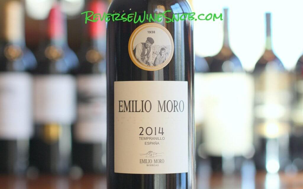 Emilio Moro - Really Good Ribera