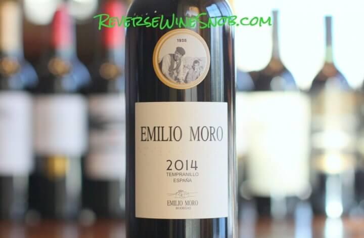 Emilio Moro - Really Good Ribera