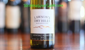 Lawson's Dry Hills Gewurztraminer – Intriguing, Enticing and Quite Good