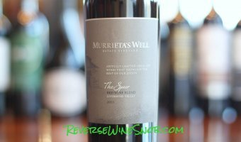 Murrieta's Well The Spur – A Thoroughbred of a Red Blend