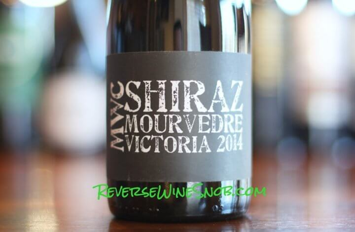 MWC Shiraz Mourvedre - Mighty Good