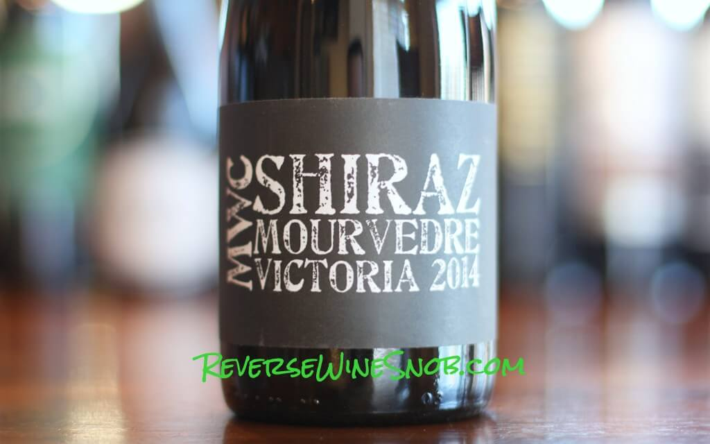 Mwc Shiraz Mourvedre Mighty Good Reverse Wine Snob 174