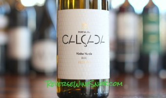 Portal da Calcada Vinho Verde - Deliciously Delicious