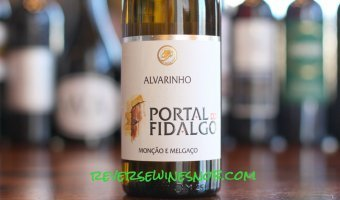 Portal do Fidalgo Alvarinho – Delicate and Delightful