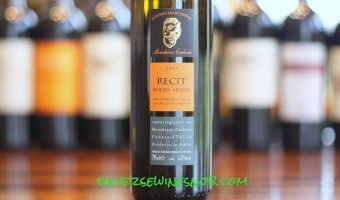 Recit Roero Arneis - A Smooth, Subtle Italian