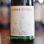 Fullerton Three Otters Pinot Noir - Delightful