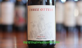 Fullerton Three Otters Pinot Noir – A Rare Breed