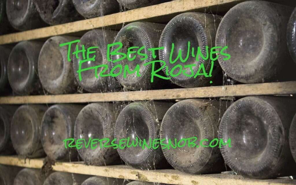 The Best Wines From Rioja Under $20 - The Reverse Wine Snob Picks!