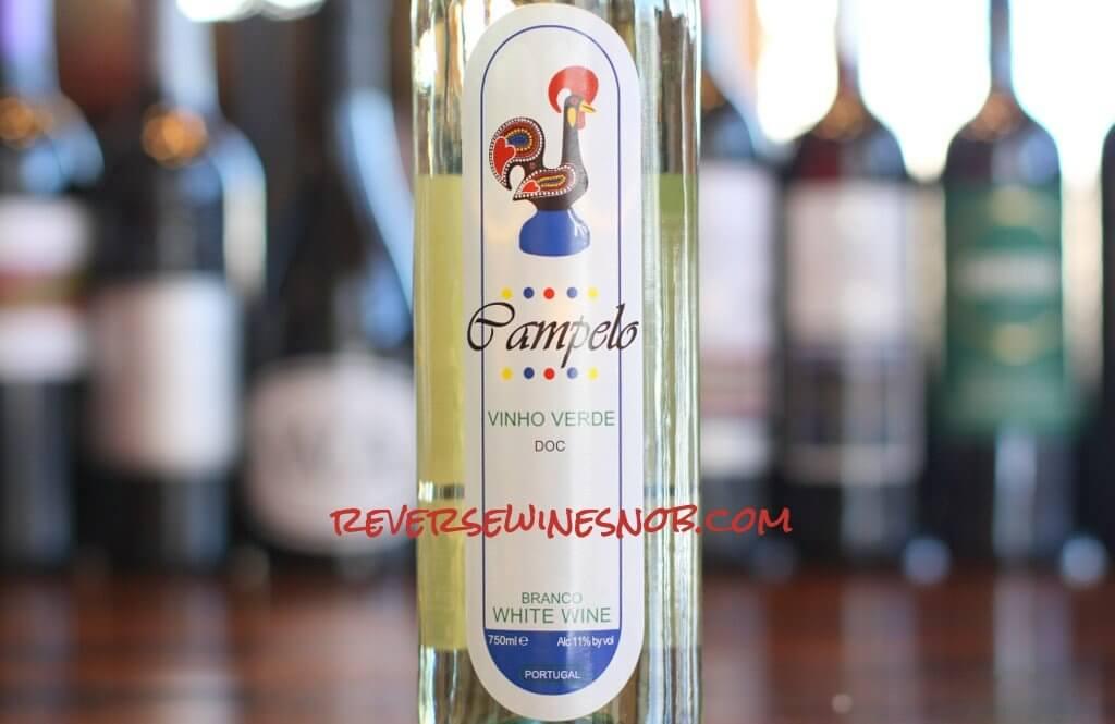 Campelo Vinho Verde Branco - Fresh and Fruity