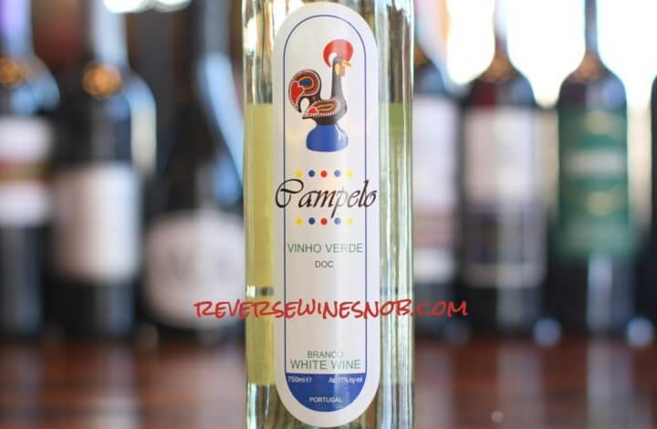 Campelo Vinho Verde Branco - Fresh, Fruity and Fun